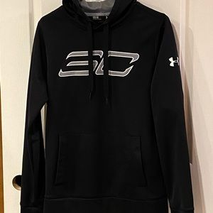Men's Under Armour Steph Curry hoodie. Size M